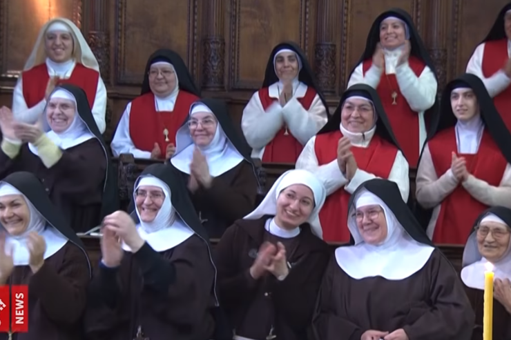 Đức Thánh Cha Phanxico: 'Phụ nữ là sự hài hòa và nét đẹp của thế giới'