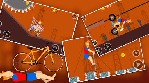 Scary Wheels: Don't Rush! android2mod screenshots 1