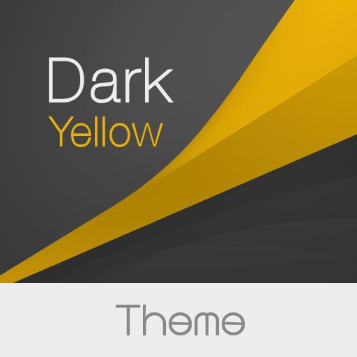 Dark - Yellow Theme