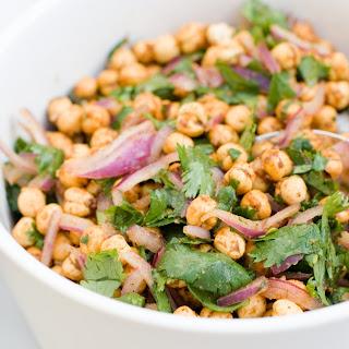 Garam Masala Chickpeas Recipes