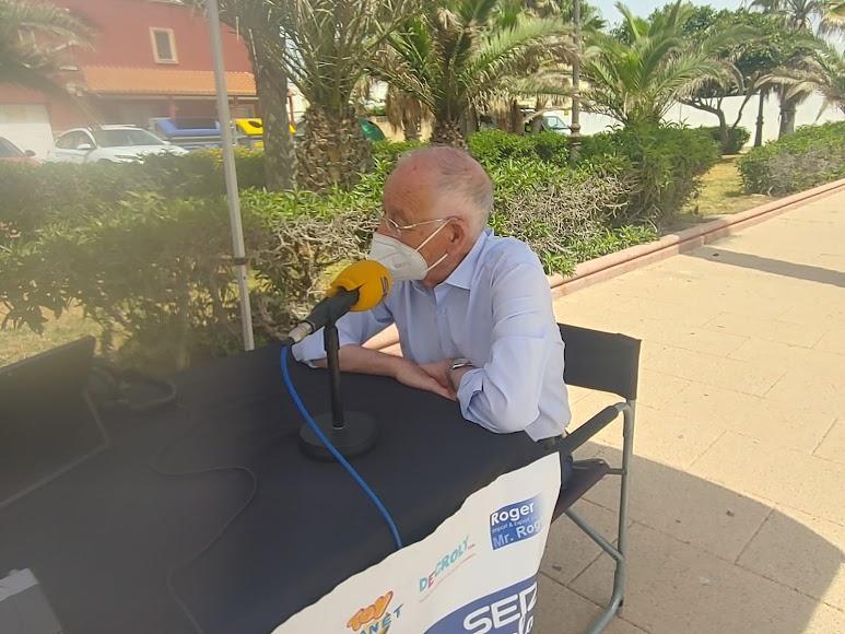 Gabriel Amat ha hablado del coronavirus y del nuevo hospital