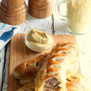 Sausages in Puff Pastry
