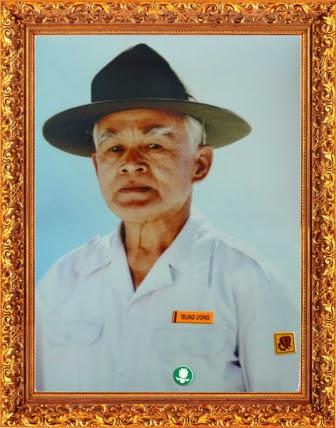 Tiểu sử Cố Huynh Trưởng Năng Quang NGUYỄN HỮU THẠNH