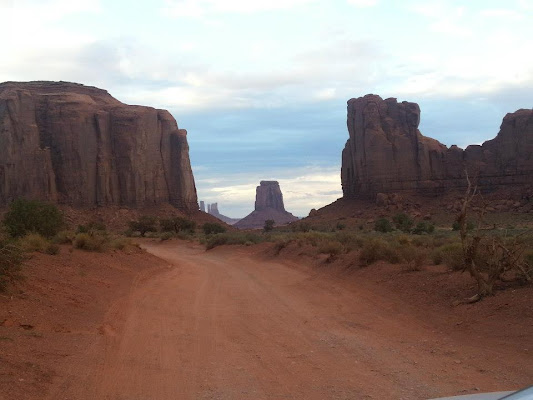 Monument Valley di fb photographer