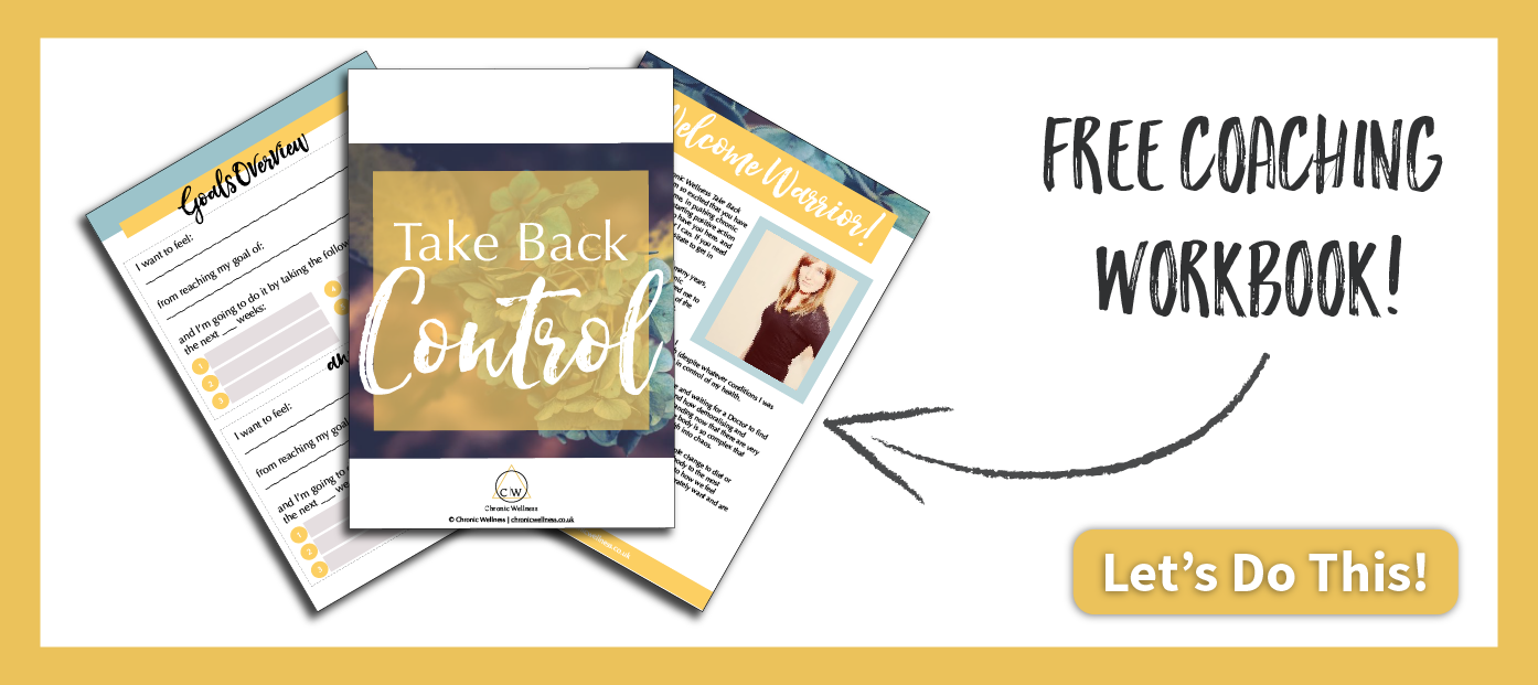 Click here for Free Take Back Control Workbook