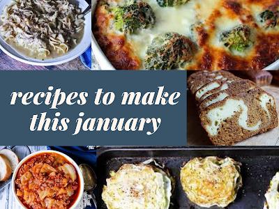 Recipes to Make This January
