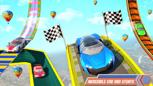 Superhero GT Racing Car Stunts: New Car Games 2020 apktram screenshots 4
