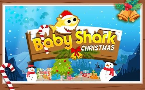 Baby Shark Christmas - náhled