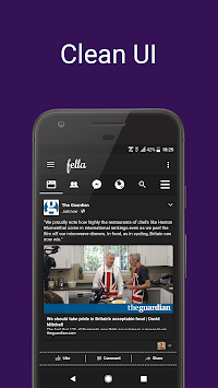 Fella for Facebook (Beta) APK screenshot thumbnail 3