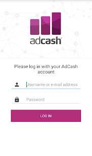 Adcash- screenshot thumbnail