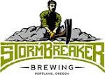 Logo for StormBreaker Brewing