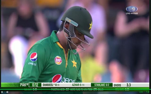 Cricket Live Fullscreen