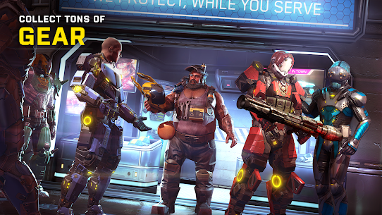 SHADOWGUN LEGENDS 5