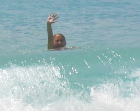 Photo: Melkein tsunami - Petran mielestä ainakin