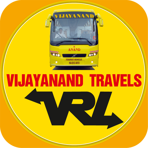 VRL TRAVELS - Official App icon
