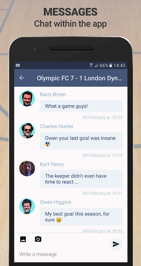 SportEasy- screenshot