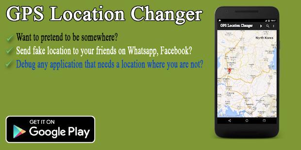 App GPS Location Changer APK for Windows Phone