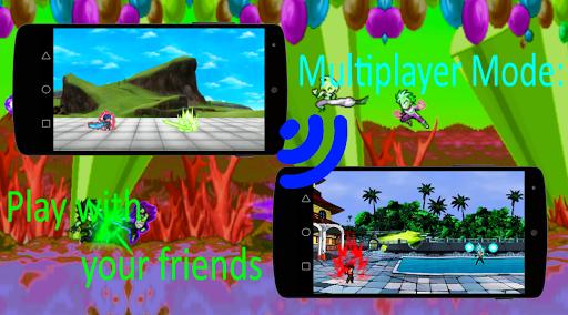 Super saiyan warriors S 1.3 Screenshots 4