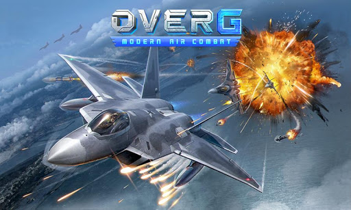 Télécharger Over G: Modern Air Combat APK MOD (Astuce) screenshots 1