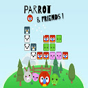 Parrot And Friends Icon