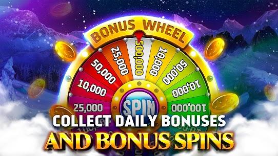 Slots Lightning – Free Slot Machine Mod Apk (Unlimited Wheel Spin) 5