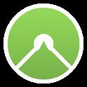 komoot — Hike & Bike GPS Maps icon