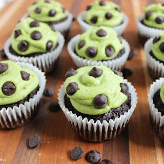 Mint Chocolate Chip Cupcakes (with Tigernut Flour)
