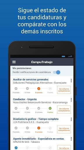 CompuTrabajo Ofertas de Empleo  screenshots 6