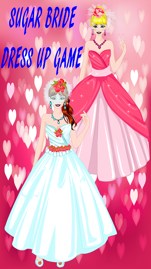 Sugar bride dress up game android apps on google play