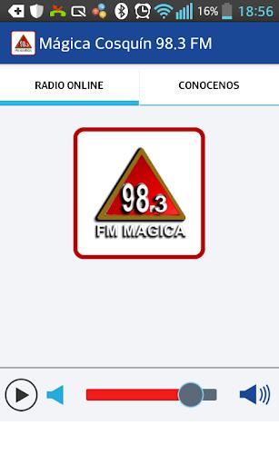 Mágica Cosquín 98.3 FM