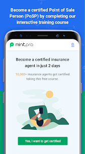 MintPro – Insurance Business App Download For Android 5