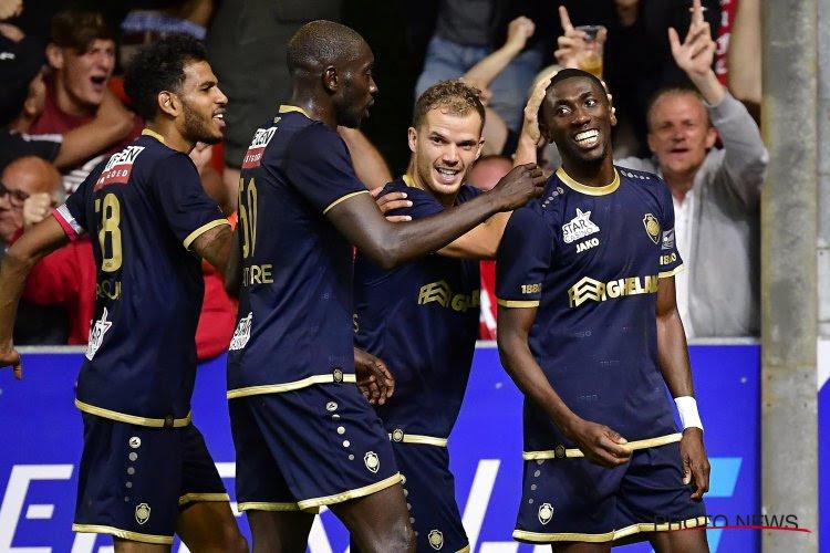 Un attaquant de l'Antwerp rappelé en équipe du Ghana