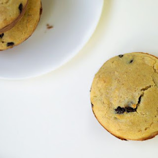 Sugar Free & Gluten Free Chocolate Chip Muffins