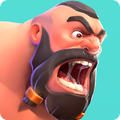 Gladiator Heroes: Clan War Games
