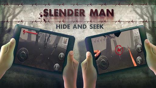 Slenderman Hide Seek Online