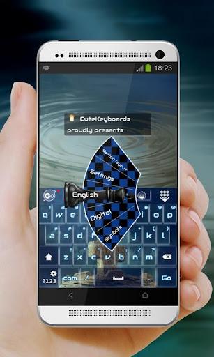 チェスの世界 GO Keyboard