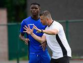 Adnan Custovic espère que Waasland-Beveren pourra agir rapidement