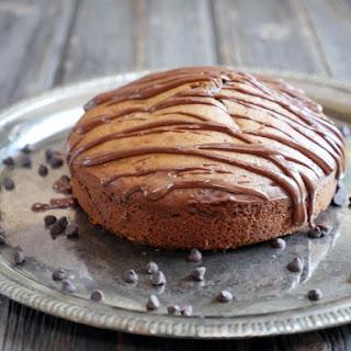 Flourless Peanut Butter Cake (Gluten-Free)