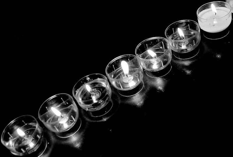 mistiche luci di Franca Graziani