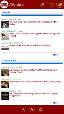 voa islam - screenshot