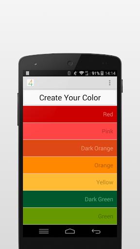 Color4 桌布(彩色桌布,純色桌布)