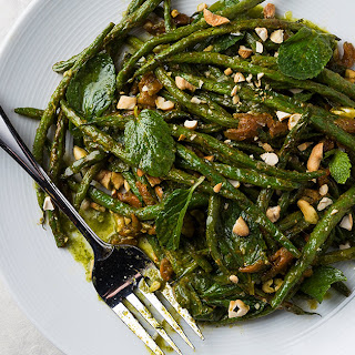 Israeli Green Beans with Ras El Hanout Recipe
