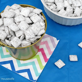 Puppy Chow No Butter Recipes