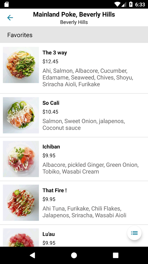 Mainland Poke- screenshot