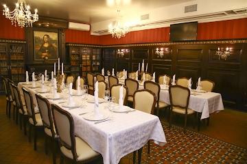 Ресторан Черчилль