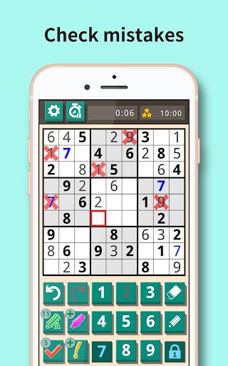 Sudoku classic modavailable screenshots 8