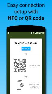 Sweech - Wifi File Transfer Screenshot