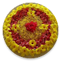 Rangoli With Flowers APK icon