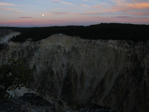 Photo: Moonrise over GCY