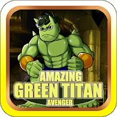 Amazing Green Titan Avenger